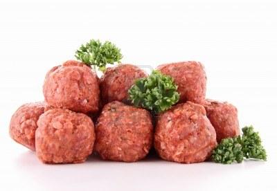 albondigas de carne