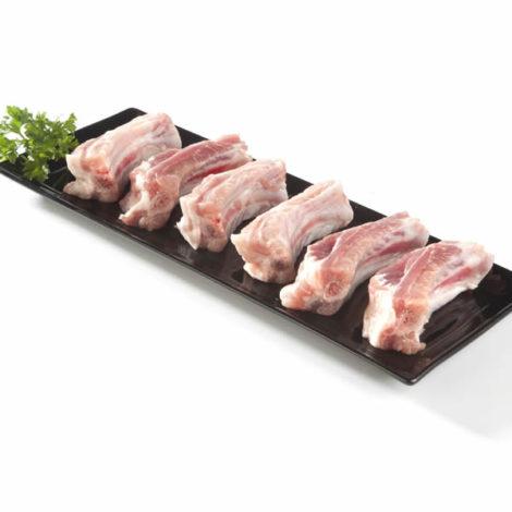 Costillas de Cerdo.