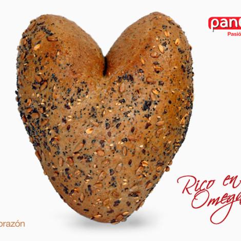 Pan Corazón