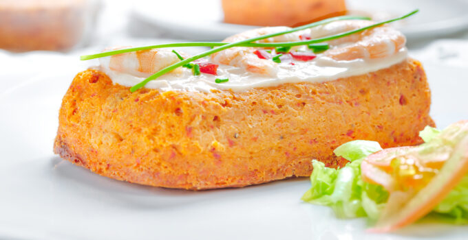 pastel pescado Manumar